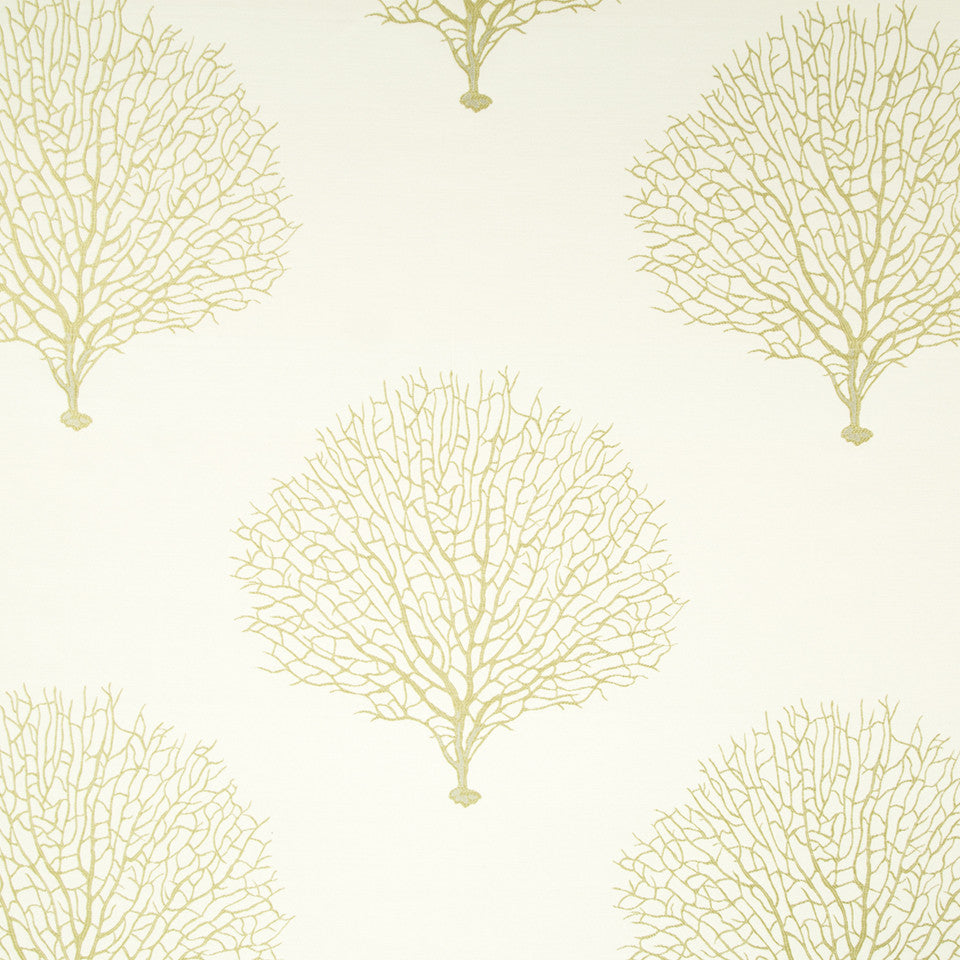 SUNRAY Tree Branch Fabric - Sunray