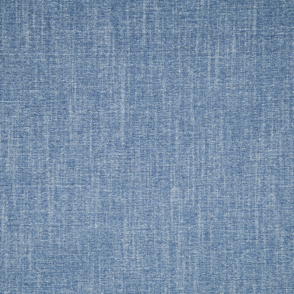 FINE CHENILLES Dream Chenille Fabric - Parrot Blue