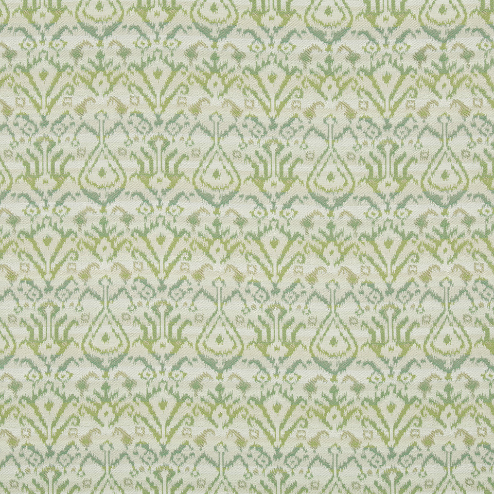 SPRING GRASS Villa Grove Fabric - Spring Grass