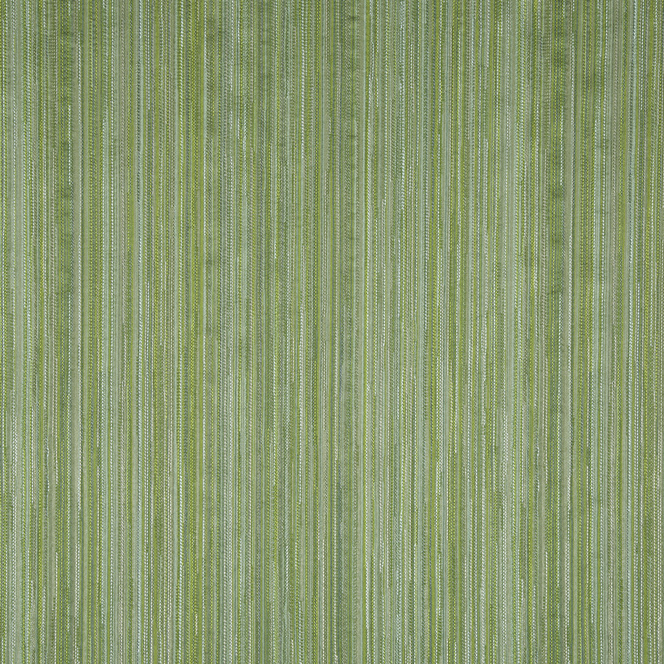 SPRING GRASS Fiero Stripe Fabric - Spring Grass