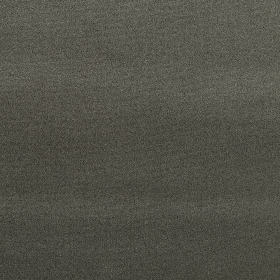 COTTON VELVET SOLIDS Torino Velvet Fabric - Storm Gray