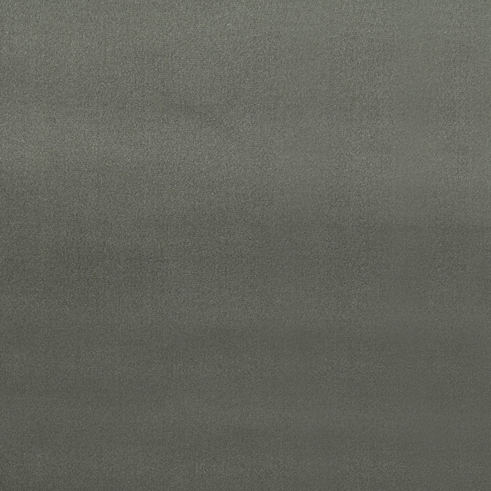 COTTON VELVET SOLIDS Torino Velvet Fabric - Platinum