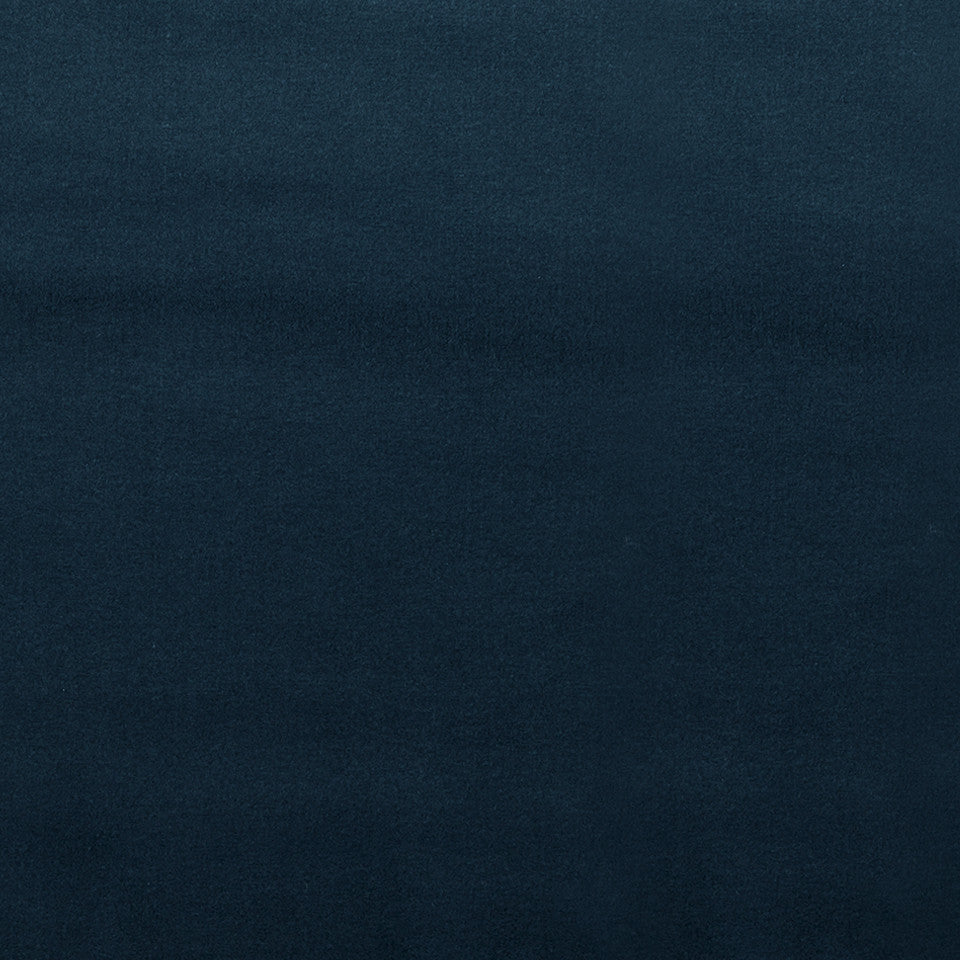 COTTON VELVET SOLIDS Torino Velvet Fabric - Island Blue