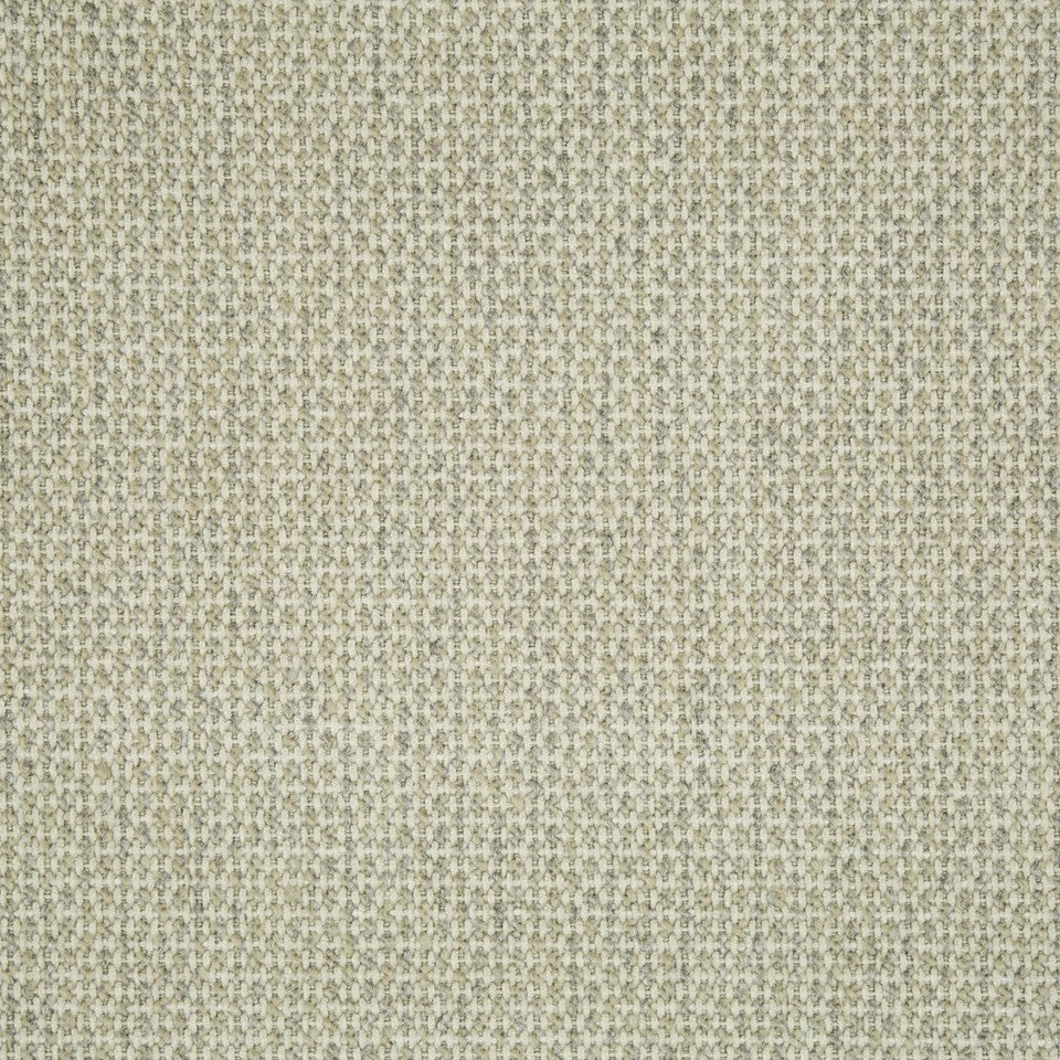 PLUSH BOUCLE SOLIDS Pebble Weave Fabric - Stone