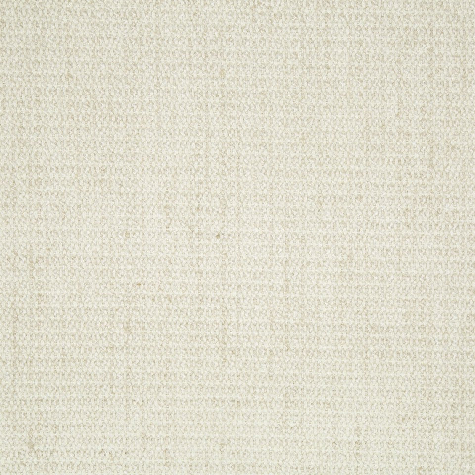 PLUSH BOUCLE SOLIDS Pebble Weave Fabric - Travertine