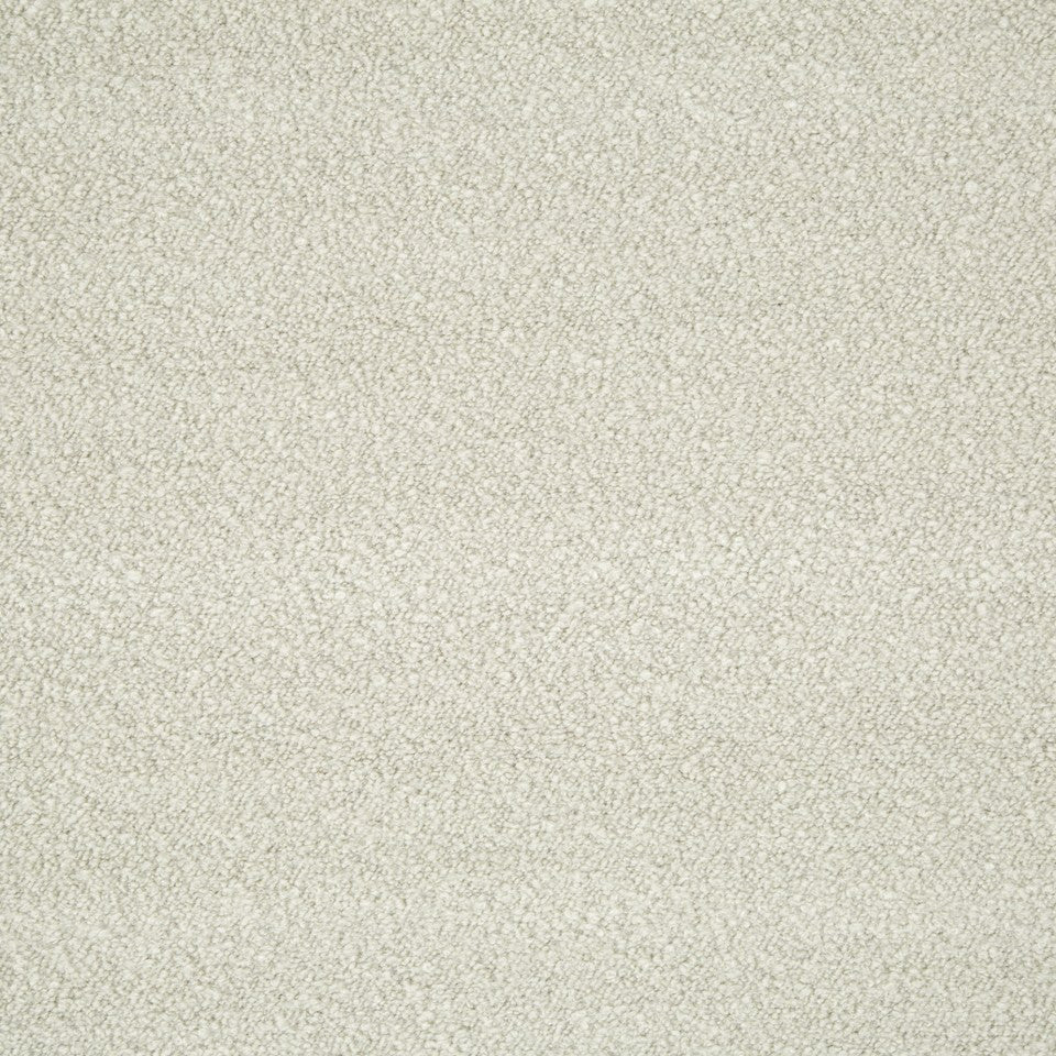 PLUSH BOUCLE SOLIDS Hudson Boucle Fabric - Oyster
