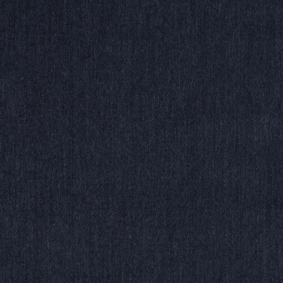 COTTON VELVET SOLIDS Briar Velvet Fabric - Atlantic
