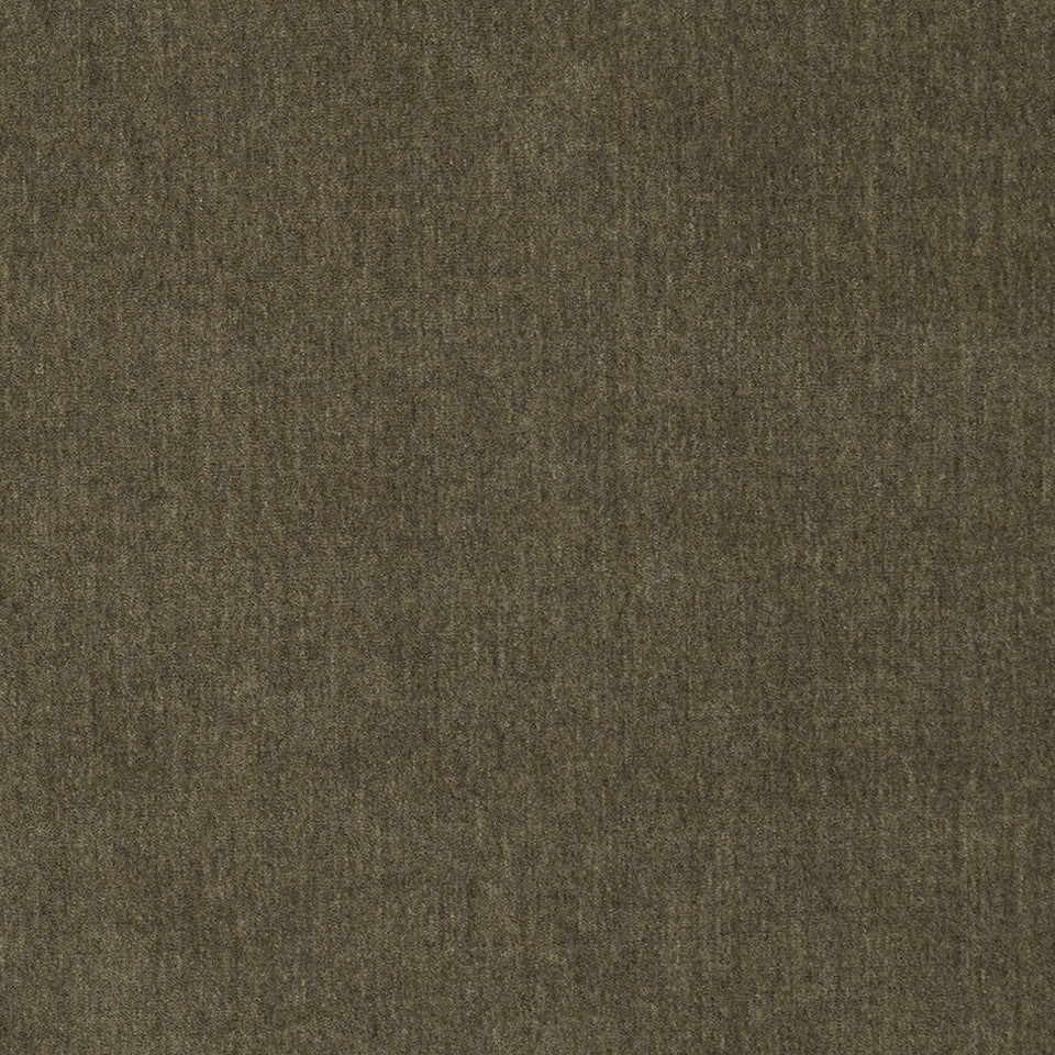 COTTON VELVET SOLIDS Briar Velvet Fabric - Dark Taupe