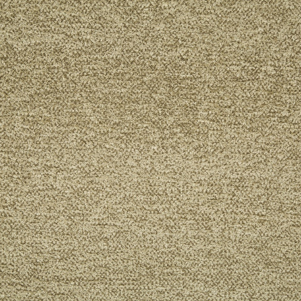 PLUSH BOUCLE SOLIDS Ribbon Boucle Fabric - Dark Honey