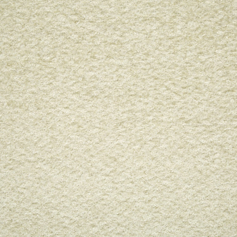PLUSH BOUCLE SOLIDS Halifax Solid Fabric - Natural