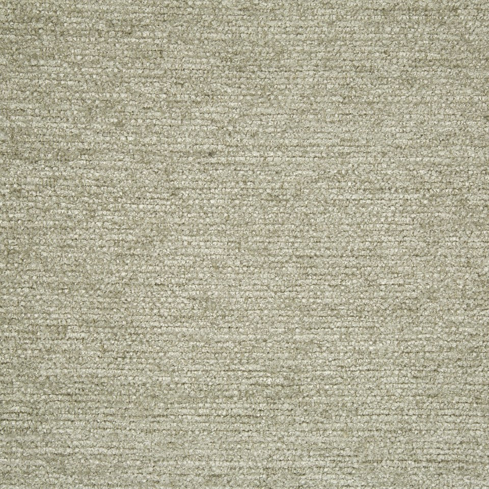PLUSH CHENILLE SOLIDS Arches Fabric - Stone