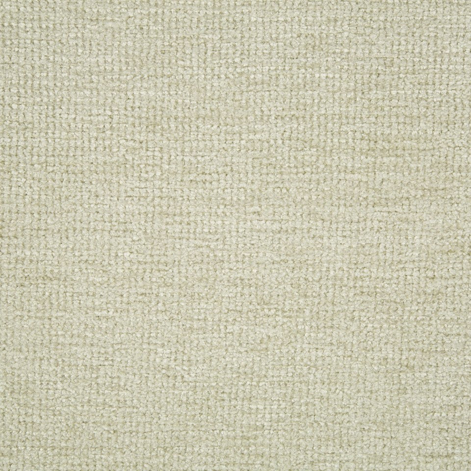 PLUSH CHENILLE SOLIDS Quito Fabric - Flax