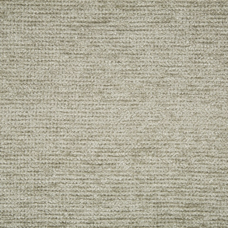 PLUSH CHENILLE SOLIDS Quito Fabric - Stone