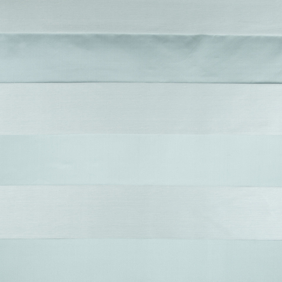 SILK STRIPES & PLAIDS Yasmin Stripe Fabric - Pool