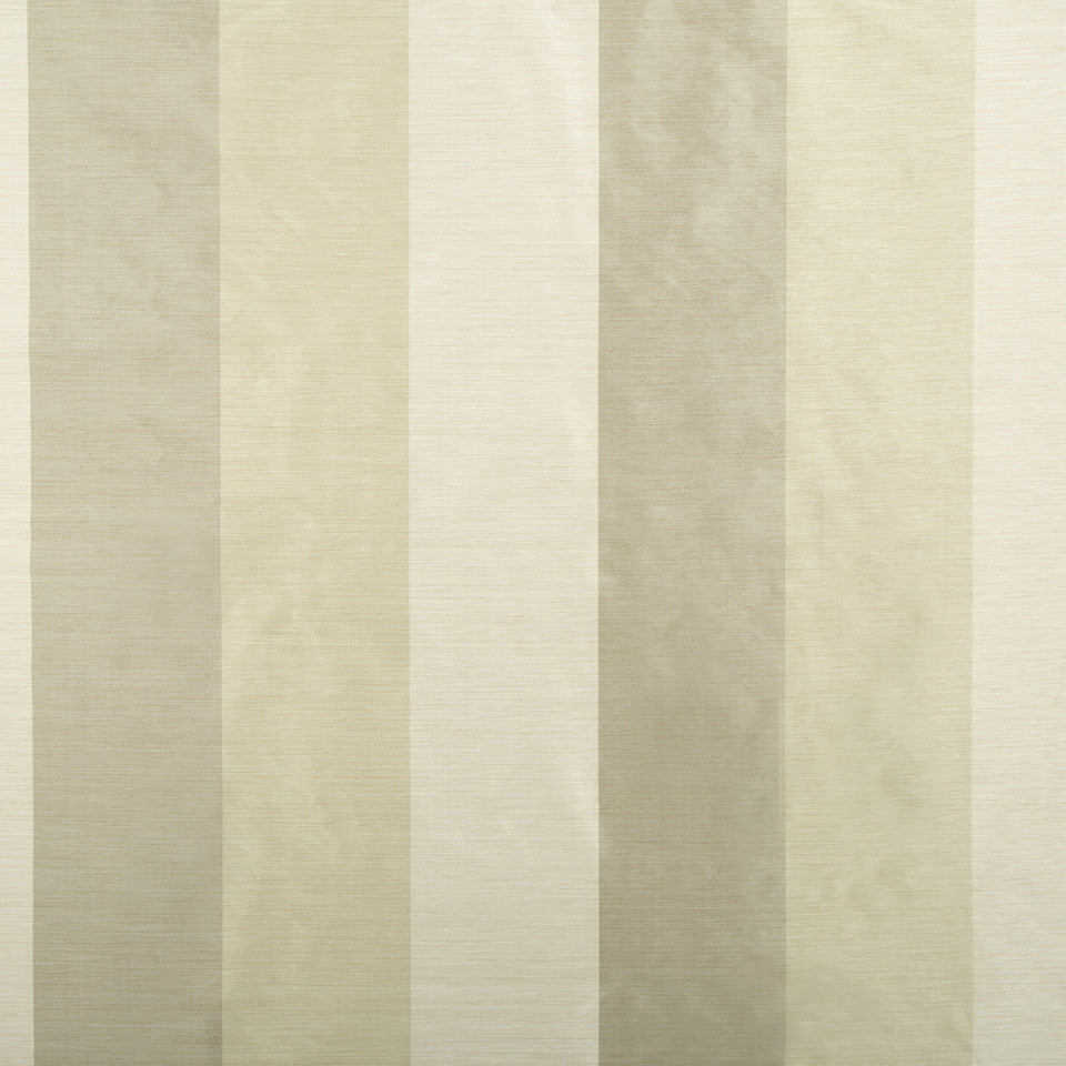 SILK STRIPES & PLAIDS Cecilia Stripe Fabric - Travertine