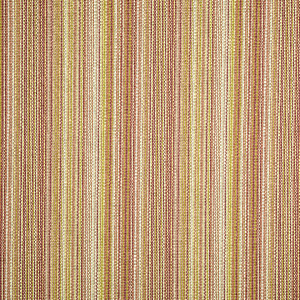 CORAL REEF Zigzag Stripe Fabric - Coral Reef