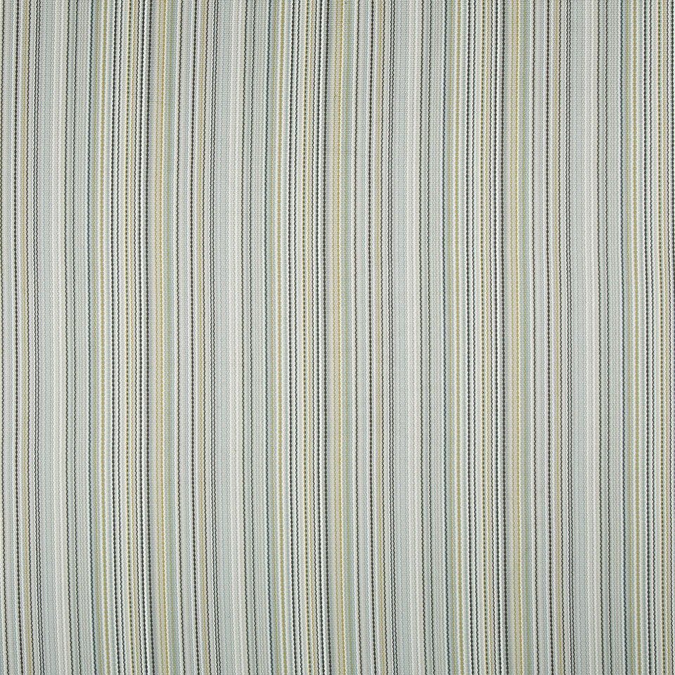 WATER Zigzag Stripe Fabric - Water