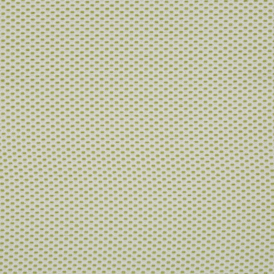 SPRING GRASS Color Grids Fabric - Spring Grass
