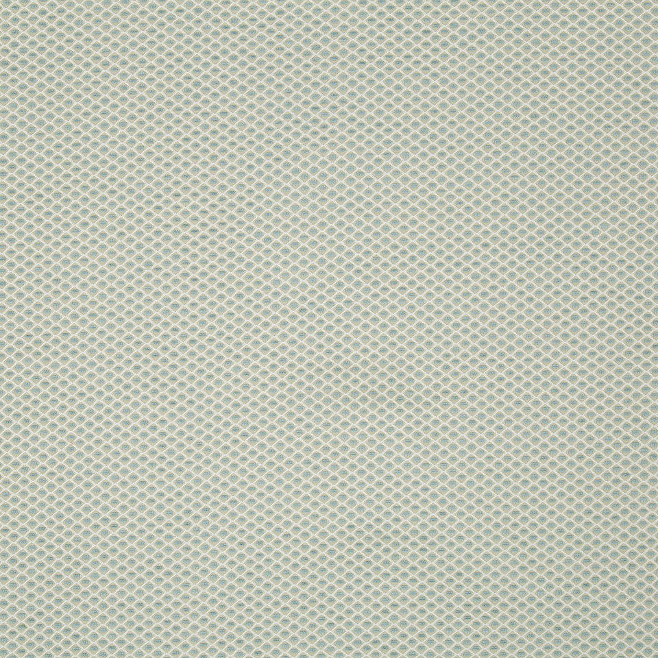 WATER Color Grids Fabric - Water