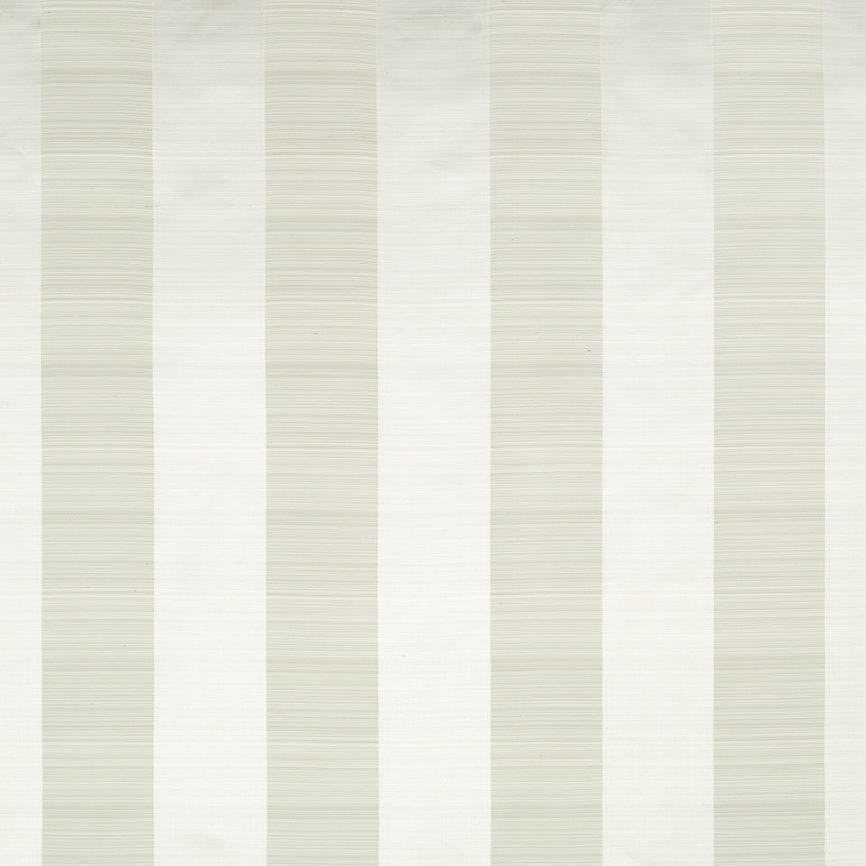 SILK STRIPES & PLAIDS Satin Smooth Fabric - Haze