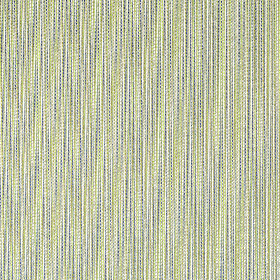 SAPPHIRE-LIME-CAPRI Stitch Effect Fabric - Lime