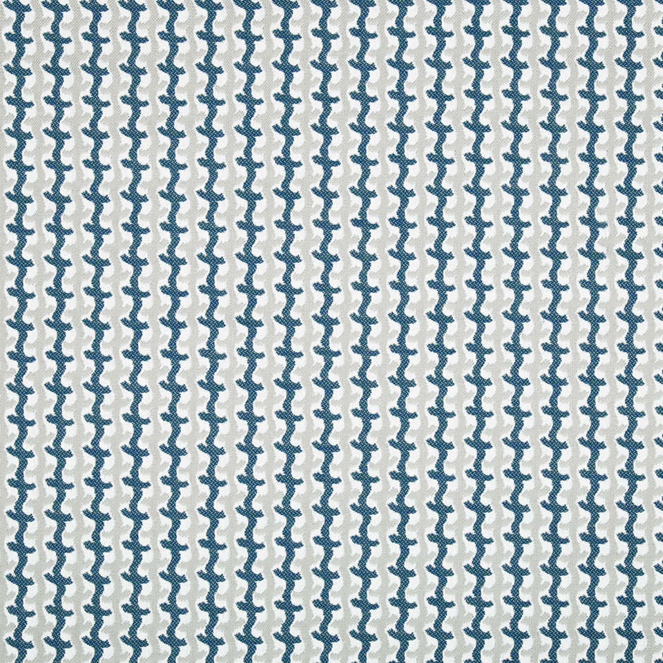 OPEN AIR Ocean Rope Fabric - Cove