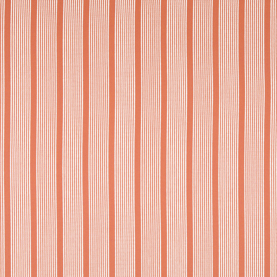 OPEN AIR Aloha Stripe Fabric - Coral Reef