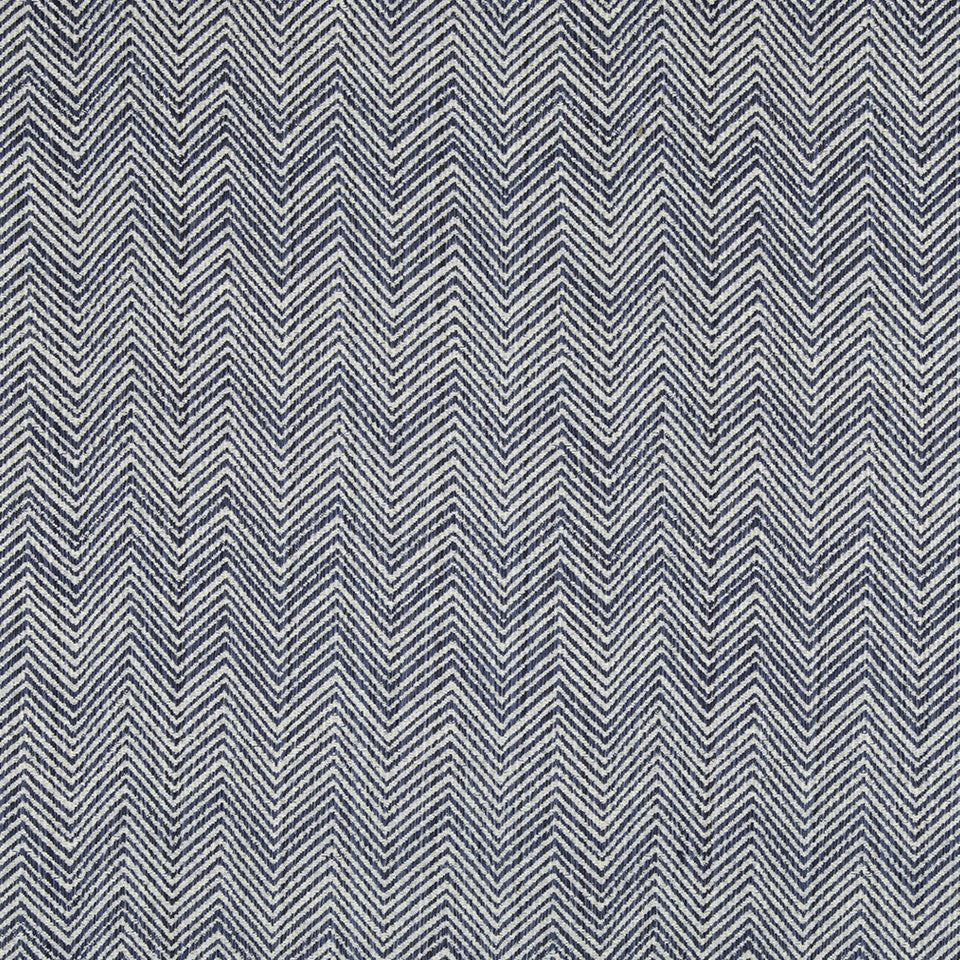 OPEN AIR Peaking Out Fabric - Indigo