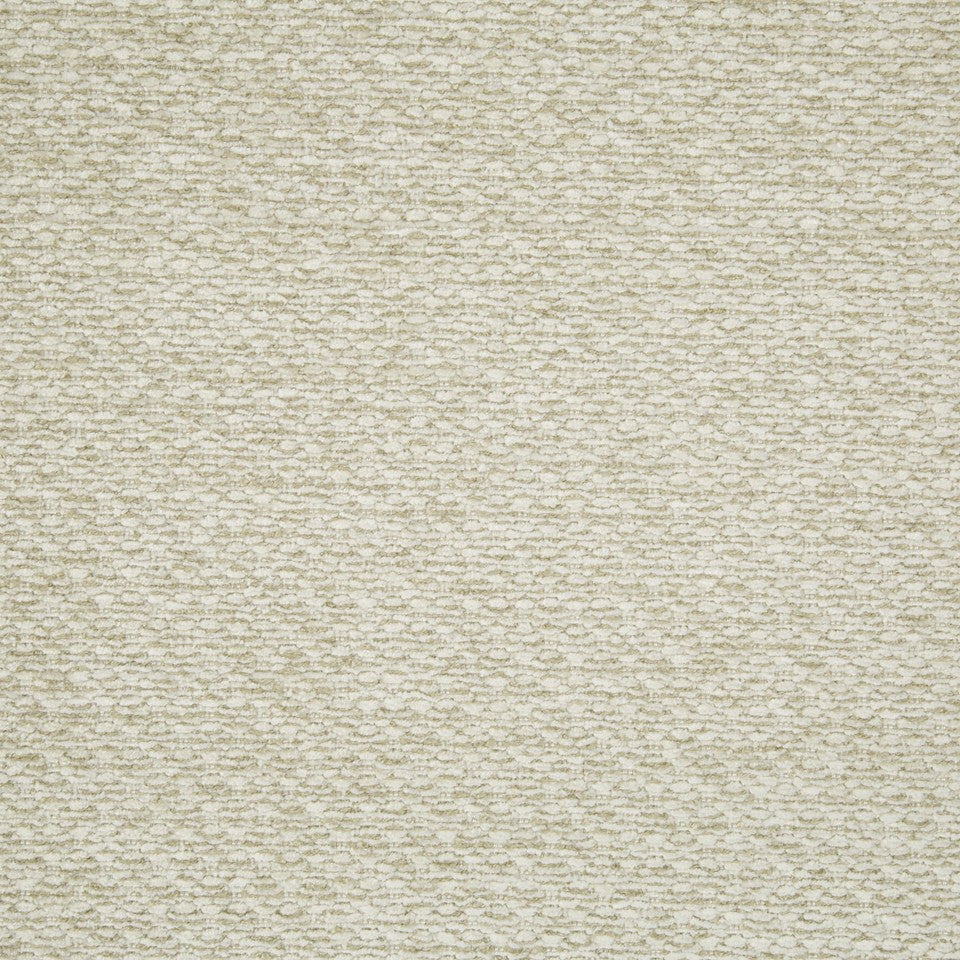 PLUSH CHENILLE SOLIDS Flowing Waves Fabric - Natural