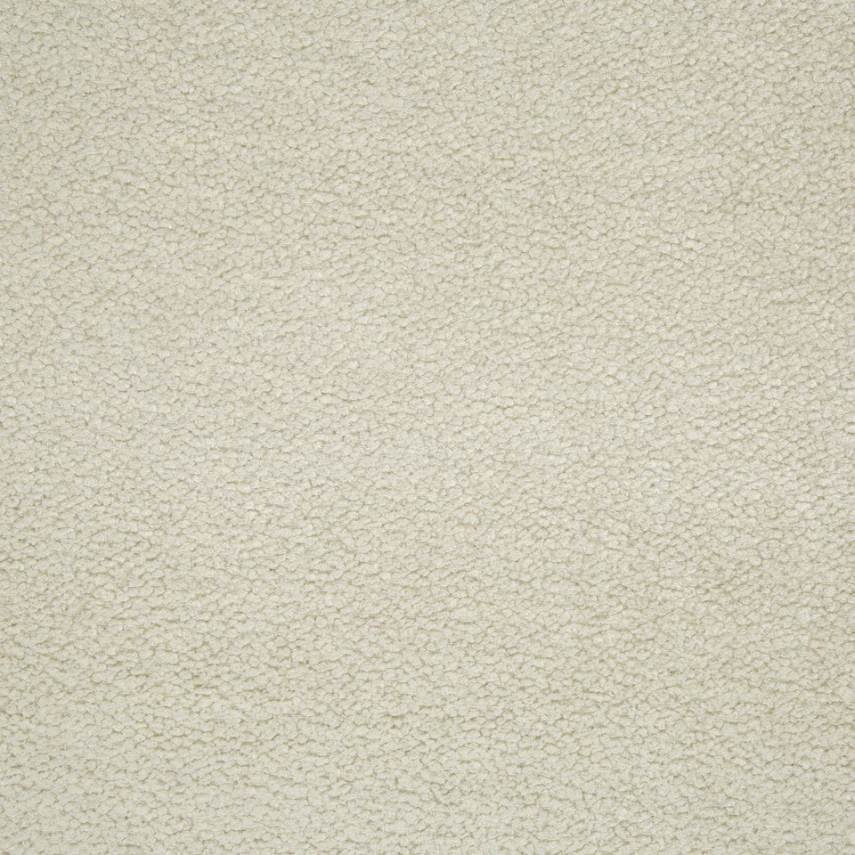 PLUSH CHENILLE SOLIDS Torri Solid Fabric - Ivory