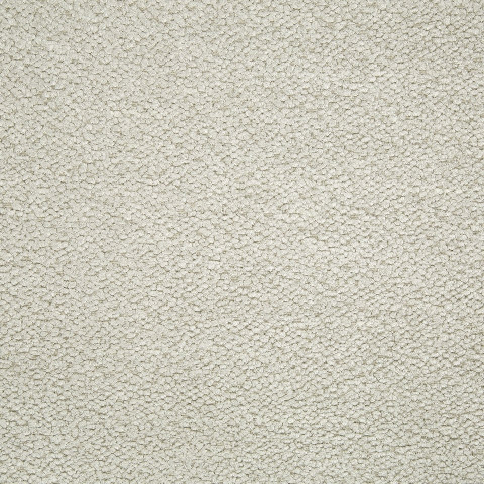 PLUSH CHENILLE SOLIDS Torri Solid Fabric - Oyster