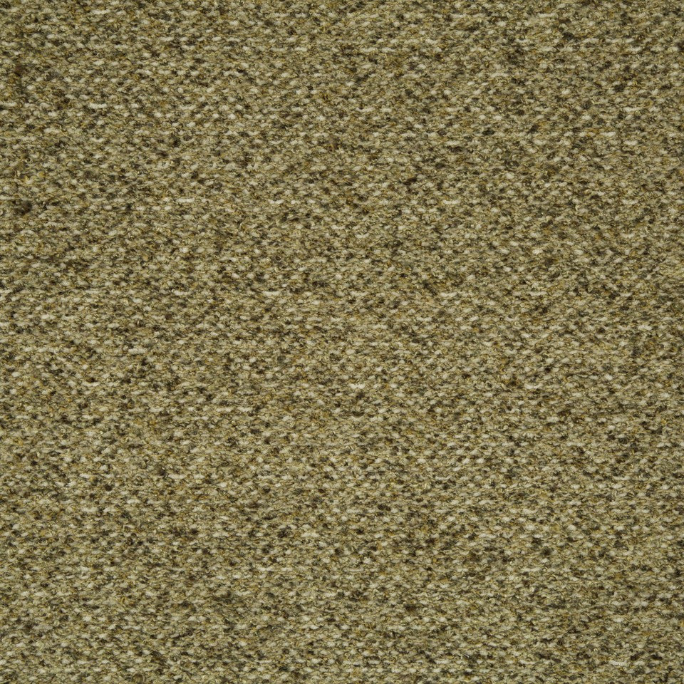 PLUSH BOUCLE SOLIDS Terrazzo Weave Fabric - Dark Honey
