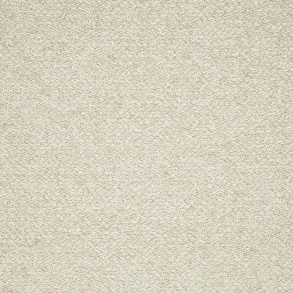 PLUSH BOUCLE SOLIDS Terrazzo Weave Fabric - Eggshell