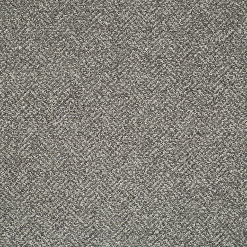 PLUSH BOUCLE SOLIDS Terrazzo Weave Fabric - Warm Gray