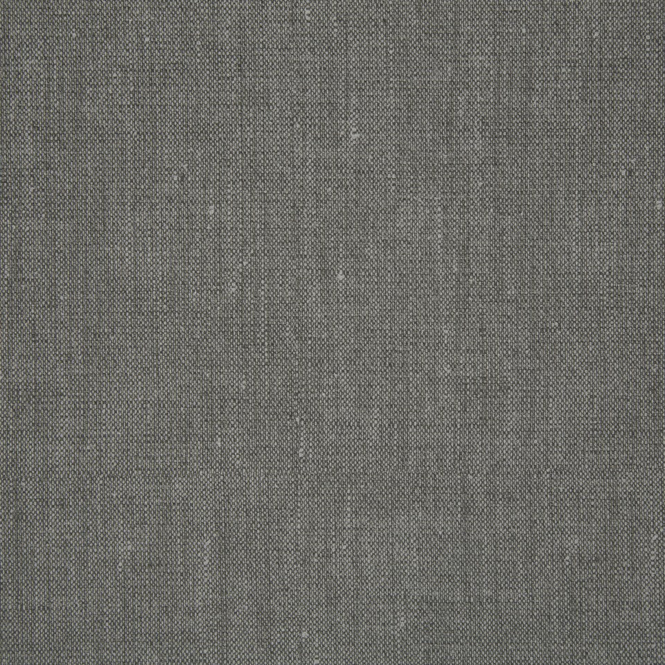 FAUX LEATHER II Canvas Texture Fabric - Graphite