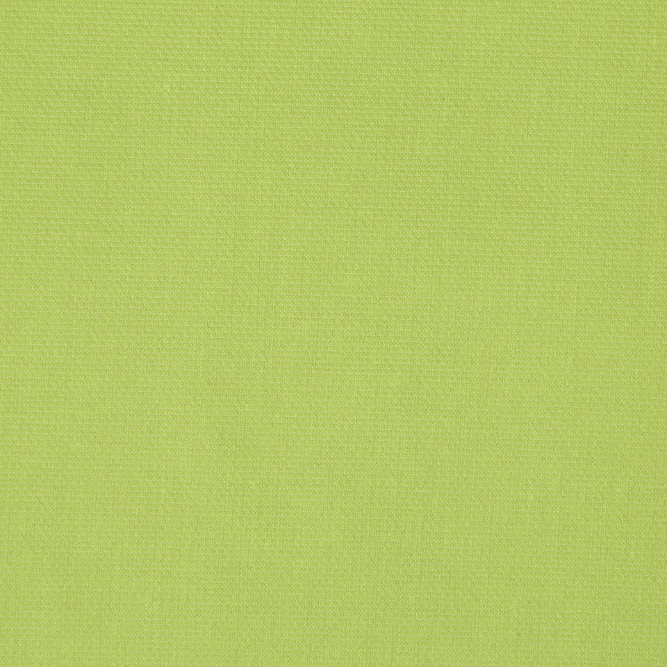 FAUX LEATHER II Canvas Texture Fabric - Lime