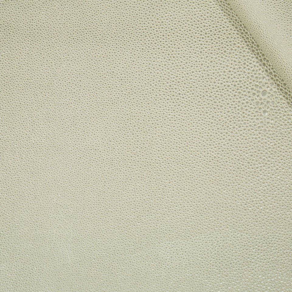 FAUX LEATHER II Stone Luxe Fabric - Champagne
