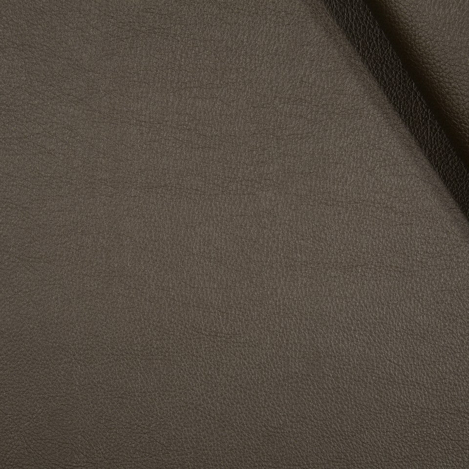 FAUX LEATHER II Imitable Fabric - Molasses