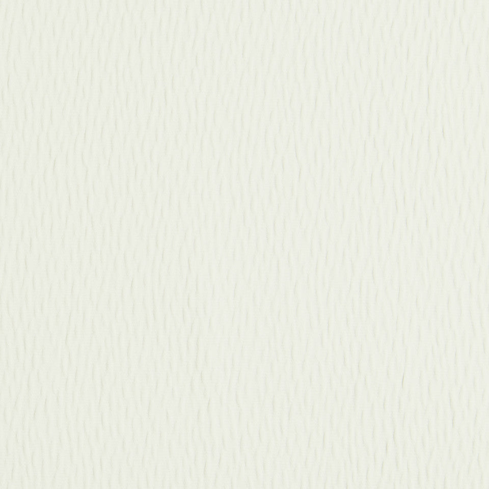 DRAPEABLE ELEGANT TEXTURES Ripple Solid Fabric - Cream