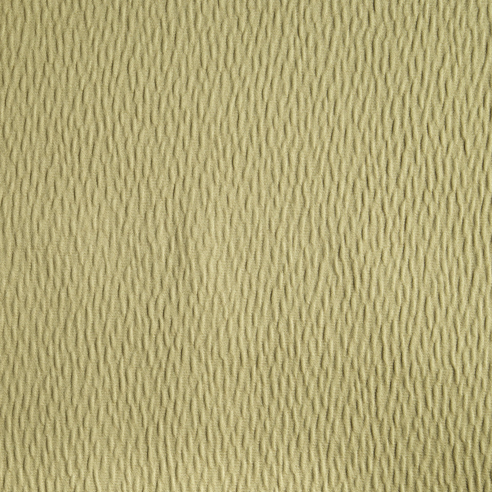 DRAPEABLE ELEGANT TEXTURES Ripple Solid Fabric - Amber