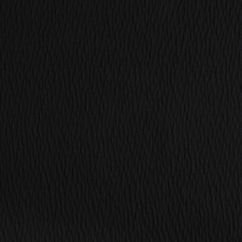 DRAPEABLE ELEGANT TEXTURES Ripple Solid Fabric - Night Sky