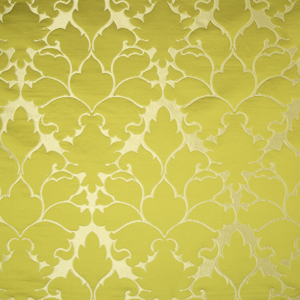 SILK BEST SELLERS 15 Blossom Frame Fabric - Chartreuse