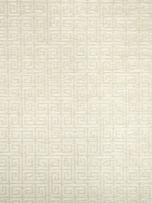 Plush Keys Bk Fabric - Cream