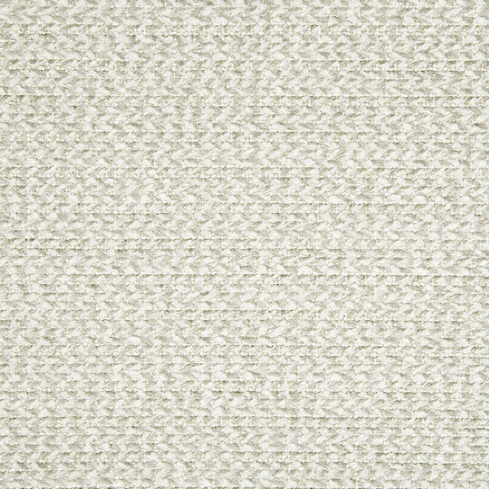 PLUSH CHENILLE SOLIDS Hunter Weave Fabric - Platinum