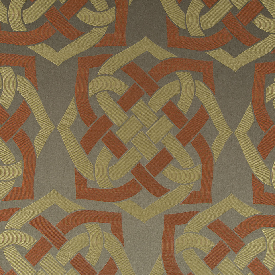 Eclectic Multi-Use Fabrics II Gordian Knot Fabric - Taupe