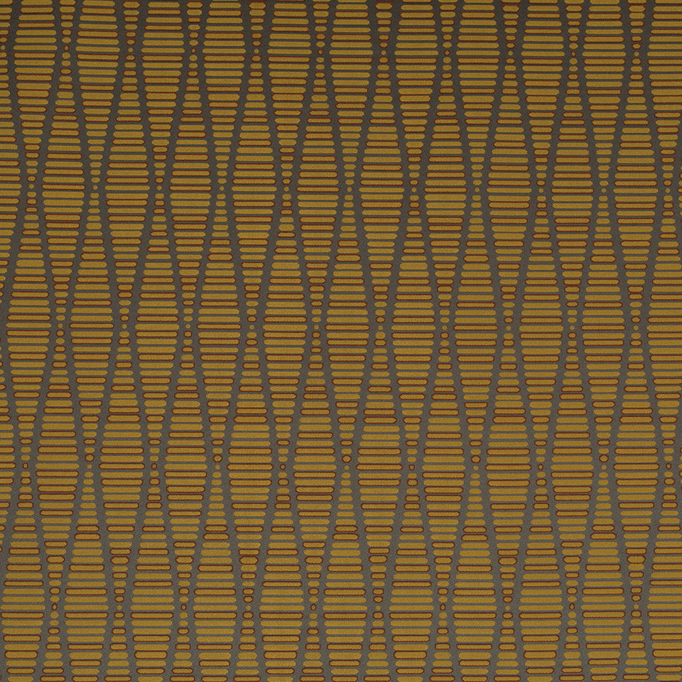 Eclectic Multi-Use Fabrics II Edge Stitch Fabric - Goldenrod