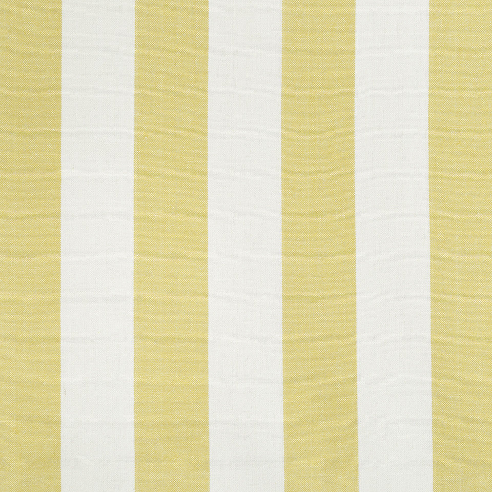 COLOR LIBRARY MULTI-PURPOSE: CHOCOLATE-LEMONGRASS-PEONY Cantina Stripe Fabric - Sunray