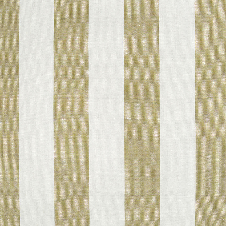 COLOR LIBRARY MULTI-PURPOSE: CHOCOLATE-LEMONGRASS-PEONY Cantina Stripe Fabric - Grain