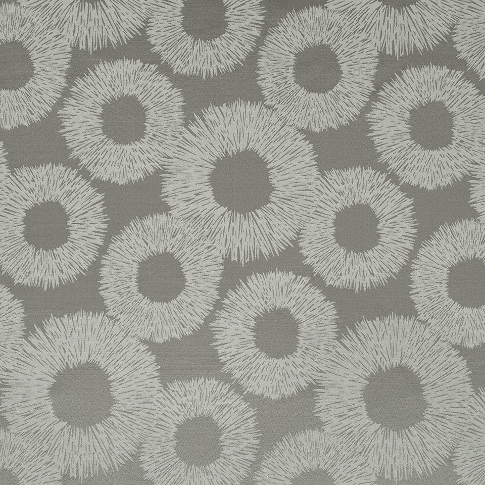 KIRK NIX THE PENTHOUSE Lecreole Fabric - White Diamond