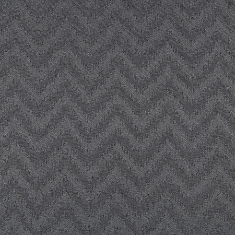 COLOR LIBRARY MULTI-PURPOSE: GLACIER-PEWTER-DRIFTWOOD Abila Wave Fabric - Pewter